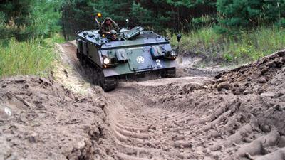 Panzer Fahren Spiel
